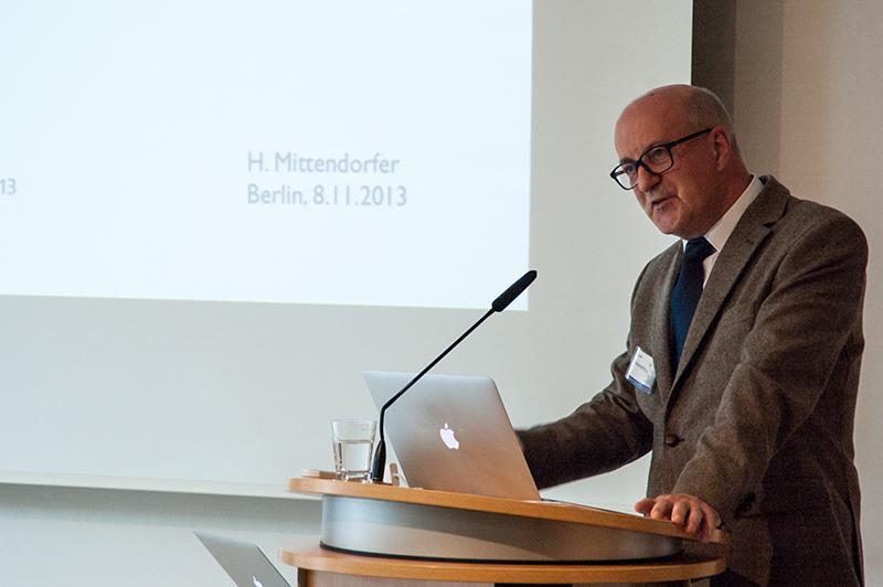 Prof. Johann Mittendorfer, JKU Linz