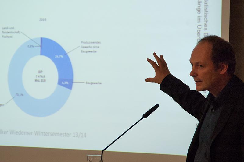 Prof. Dr. Volker Wiedemer zum IKT-Markt Berlin